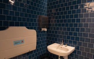 WC e fraldário - Clínica em Leiria